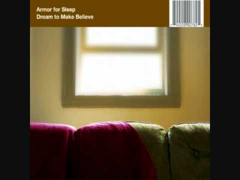 Armor For Sleep - Being Your Walls