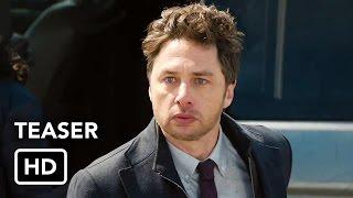 Alex, Inc. (ABC) Teaser Promo HD - Zach Braff comedy series