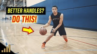 How to: NEVER Lose The Ball AGAIN! [BASKETBALL DRIBBLING SECRETS]
