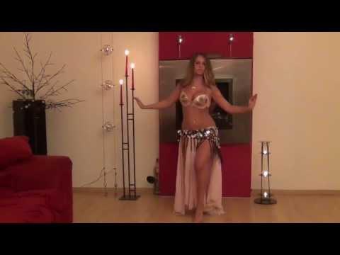 Little Baladi Belly Dancer Isabella ♥ 2013 HD
