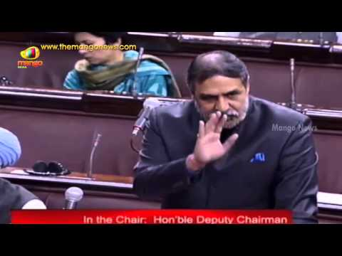 PM Modi disrespecting Rajya Sabha, alleges Congress MP Anand Sharma