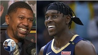 Anthony Davis and Jrue Holiday will be traded by the Pelicans - Jalen Rose | Jalen & Jacoby