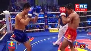 Phal Sorphorn vs Kolapdam(Thai) | CNC Marathon boxing 01-09-2018