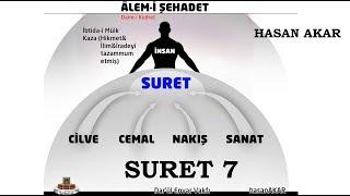Hasan Akar - Suret 7 - Dikkatli Dinlersen İnşaallah Ahiretin Üstü Açılıyor