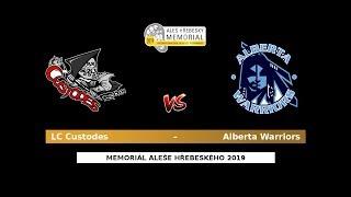 51 - QF4: LC Custodes – Alberta Warriors