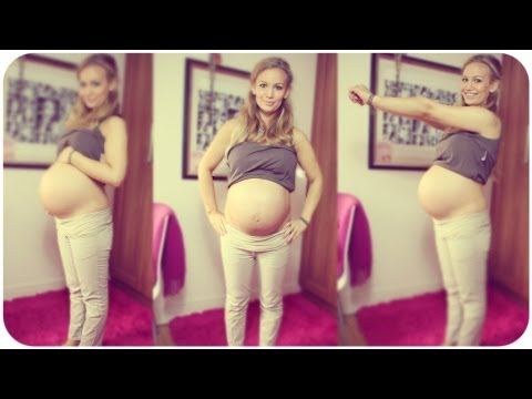 36 WEEK PREGNANCY VLOG!
