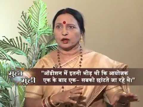 sharda sinha interviewed by abhiranjan kumar PART-2