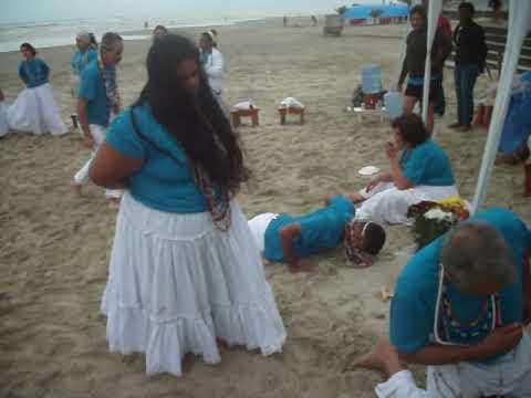 Festa de Yemanjá 2011 - Gira dos Caboclos