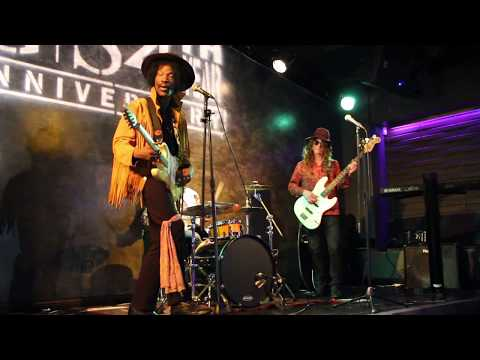 Who Knows-Jimi Hendrix and the Band of Gypsys