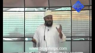Traffic signals have nothing to do with Islam…FUNNY Dr. Bilal Philips…
