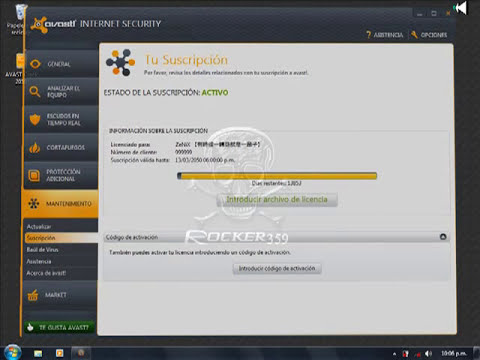 CRACK 2050 Avast  Internet Security 7.0.1426