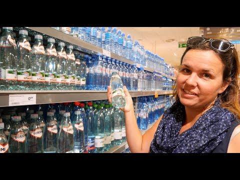 Supermarkt-Check in Estland・Tartu mit dem Camper・V2og #75
