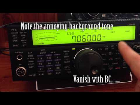 Quick play on the Kenwood TS-590s