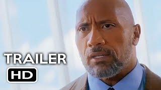 Skyscraper Official Teaser Trailer #1 (2018) Dwayne Johnson, Pablo Schreiber Action Movie HD
