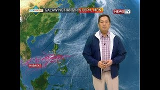 BT Bagyong Marilyn weather update as of 1216 PM September 15, 2019