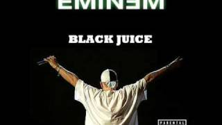 Watch Eminem Black Juice video