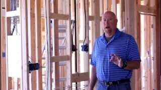 Process 1: Pre-Drywall Walk Through