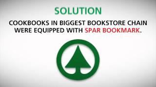 Spar bookmark