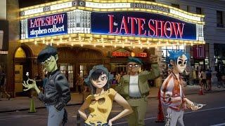 The Late Show Presents: Bonus Tracks, Gorillaz Edition