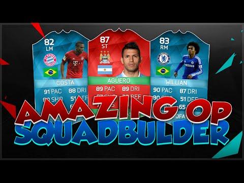 Fifa 16 Amazing Beast 1 Million Coin Hybrid Squad Builder Ultimate Team