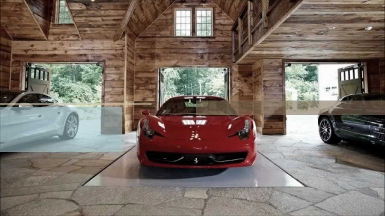 The most awesome garage in the world youtube for Amazing plans com