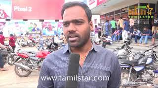 """IMAI"" Movie Team Visit Udhayam Theatre"
