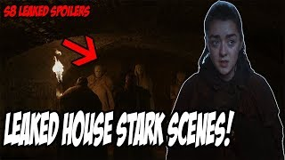 LEAKED! Fate Of The Starks Game Of Thrones Season 8 (Leaked Scenes)