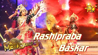 Rashipraba Sandeepani with Baskar Mega Stars 3 | FINAL 14 | 2021-07-11