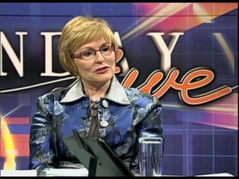 Sunday Live: Helen Zille