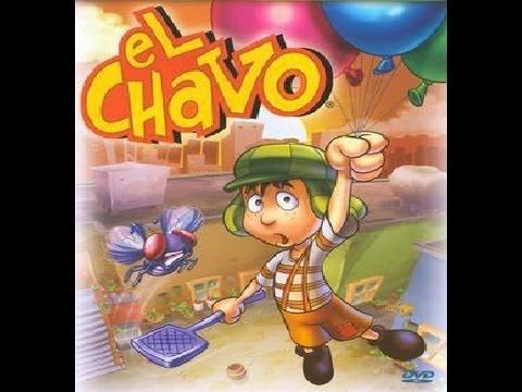 El Chavo Animado ''Los globos''