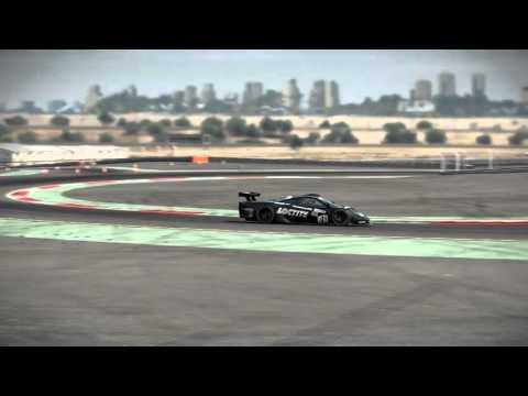 Project CARS Dubai GP McLaren F1 GTR Long Tail  TOP 3 XboxOne
