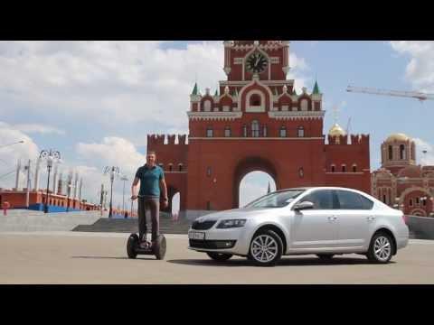 Тест Skoda Octavia 2013