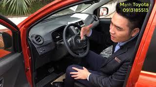 Toyota Wigo cần trang bị những phụ kiện gì - Toyota Thái Nguyên