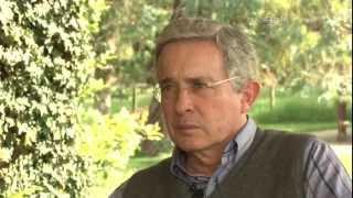 Segunda Parte: Jaime Bayly entrevista al expresidente de Colombia Álvaro Uribe. 3/3