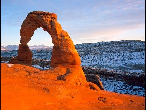 Arches National Park, Utah - Red Rock Wonderland