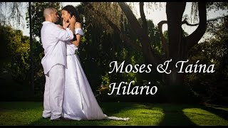 We got Married!!! Moses and Taina Hilario - 7/17/16