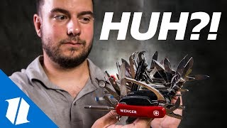 The Most Bizarre Knives  Knife Banter Ep 23