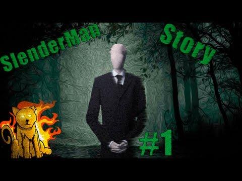 SlenderMan Story #1: Ужасающее открытие сезона! [Minecraft]