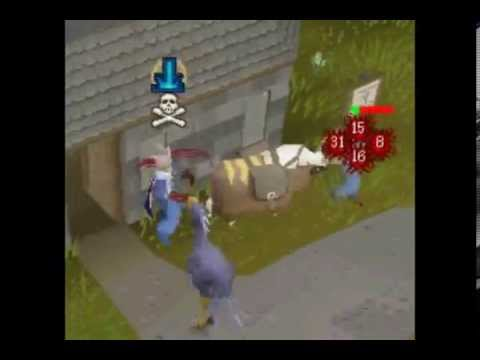 new runescape BH / PVP ( no protect worlds ) bandos pking, insane dds specs awesome pking