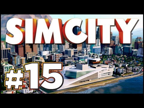 SimCity: Ep 15 - Nuclear Power Plant!