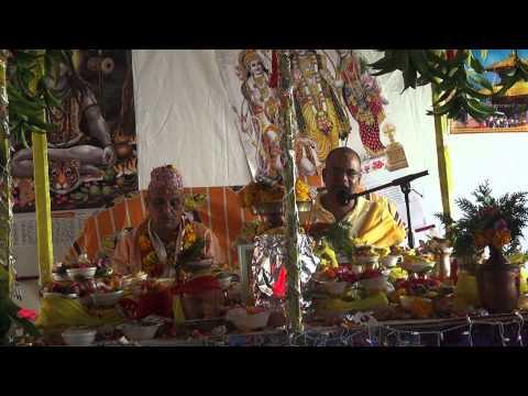 Acharya Family Puran In Harrisburg Pa Part 3 video