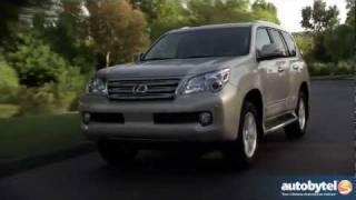 2012 Lexus GX 460 Test Drive & Luxury SUV Review