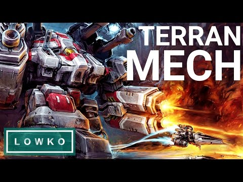 StarCraft 2: INnoVation's Terran Mech EXPLAINED!