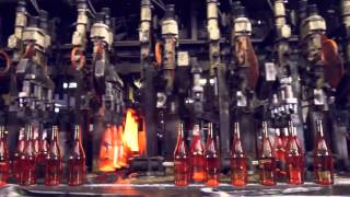 O-I Fire and Sand - How Glass Is Made