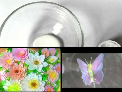 ¿Qué es el bióxido de titanio? / Gelatina artistica