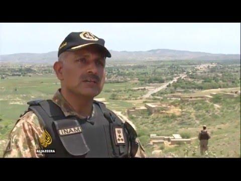 Waziristan's displaced return home after conflict