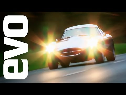 Eagle E-type Low Drag GT   evo TV