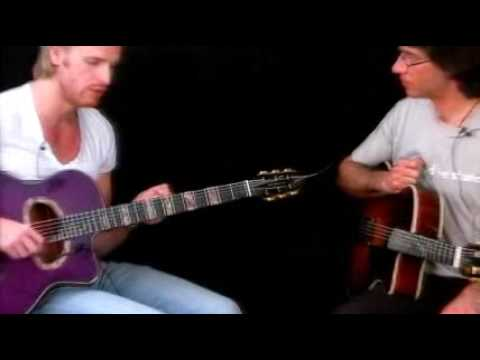 Jazz Guitar Lessons - Gypsy Duets - Andreas Oberg&Frank Vignola - Picking