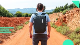 Thule Subterra 34L Review | 1 Bag Travel Backpack (Also Works as a Daypack)