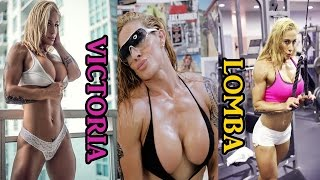 Victoria Lomba - Sexy Fitness Model / Daily Workout Routine